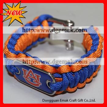 charming superior fashion 550 survival kit bracelet clasps