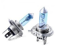 New 2x 9003 H4 6000K Xenon Car HeadLight Bulb Halogen Light Super White A276 Free Shipping