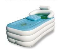 Yingtai inflatable bathtub health care bathtub thickening thermal beauty folding bathtub