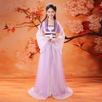 Costume clothes fairy tang suit hanfu dance fairy costume female costume clothing hanfu