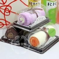Cake towel gift wedding supplies wedding gift business gift