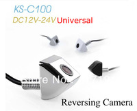 Reversing camera variety of flip ruler switch car night vision webcam 12v-24v/car Webcam/170 wide-angel car DVR