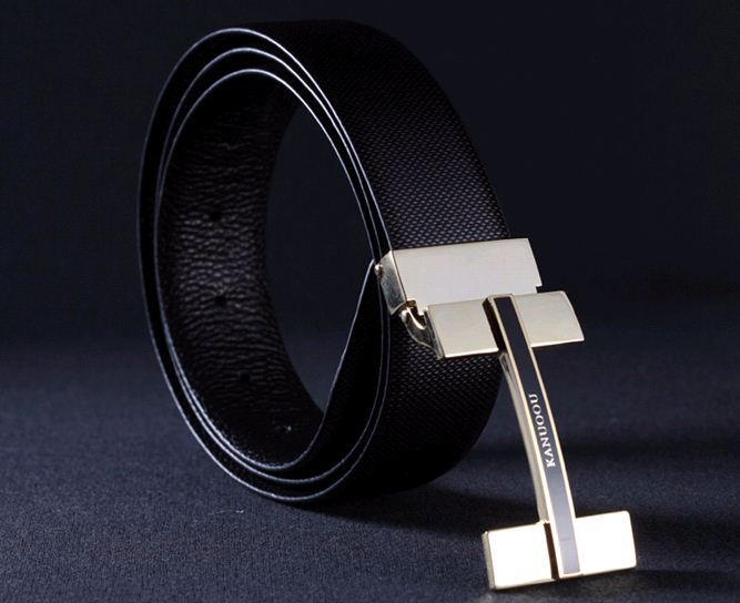 Free shipping ! hot! new! 1pcs/lot. Smooth buckle belt. real 100%genuine leather. Wholesale and retail. Drop shipping (KNO10)(China (Mainland))