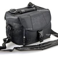 DSLR Camera Case Bag for Canon EOS 1100D 650D 600D 550D 70D 60D Rebel T5i T4i T3i T3 waterproof Free shipping