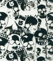 Computer Case Skulls Pattern Water Transfer Printing Hydro Graphics Film width 100cm GWA9-3