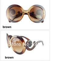 10x New Women Retro Plastic Hollow Sunglasses Shades Eyewear UV Protection Goggles