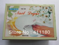 Free shipping! Hot sale nail care product Mini nail dryer style 709