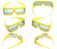 Linear polarized 3d glasses linear polarized 3d glasses for TV or  Cinemas