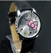 WristWatches hellokitty Hotsale women Watch Girls Lady Quartz watch.Factory price.