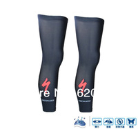 For Cycling MTB Mountan XC FR Road Fold Bicycle Bike Sport Specia,lized Leg Sleeve Warmers (S/M/L/XL/XXL), Ship BLACK XL
