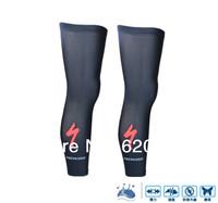 For Cycling MTB Mountan XC FR Road Fold Bicycle Bike Sport Specia,lized Leg Sleeve Warmers (S/M/L/XL/XXL), Ship BLACK XL