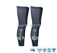 For Cycling MTB Mountan XC FR Road Fold Bicycle Bike Sport Merida Leg Sleeve Warmers (S/M/L/XL/XXL), Ship BLACK L