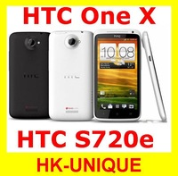 Original HTC One X G23 S720e 3G 4.7''TouchScreen 8MP Android GPS WIFI Unlocked Mobile Phone Free Shipping