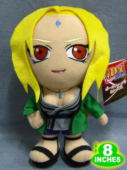Plush 8 naruto plush doll sanguan dolls gift
