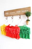 2013 new design baby summer fish tail skirt 11903 Summer girl Chiffon pleated fishtail skirts