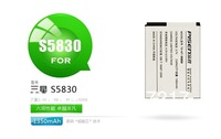 PISEN 1350mAh EB494358VU Battery For Samsung Galaxy Ace S6352/S6358/S6500D/S6802/S7250/S7250