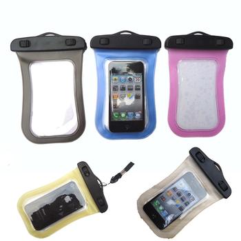 Window 10 meters eco-friendly pvc waterproof mobile phone scrub sets general mobile phone waterproof bag