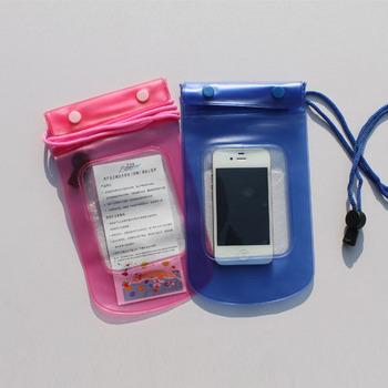 Fish waterproof bag mobile phone waterproof bag 12.5 20