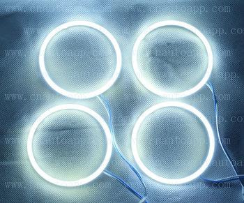 Angel Eyes Super LED Light  Headlights For  LEXUS RX350  5W x 4