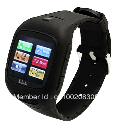 Free Shipping smart high tech gadget touch Screen Mobile Watch(China (Mainland))