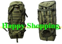 911 Molle combination shiralee multifunctional mountaineering bag travel backpack bag Green
