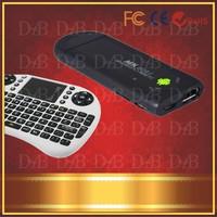 Mini RII i8 Wireless Keyboard + MK802 III/MK809 Android Mini PC Rockchip RK3066 Cortex A9 Dual Core 1GB RAM 4GB ROM WiFi