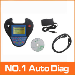 2013 Highly Recommended high Quality Mini Type Smart Zed-Bull Key Programmer Black Color Wholesale+Retail with free shipping(China (Mainland))