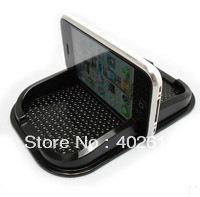 Anti-Slip Holder , Non Slip Car Holder / Magic Sticky for Iphone GPS MP4 MP3 200pcs/lot