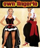 hot sale hearts of queen costume