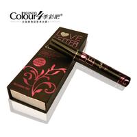 Free shipping 4 curling mascara lengthening thick waterproof makeup