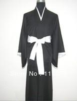 Halloween Bleach Kurosaki Ichigo Bankai Cosplay Costumes Black