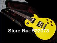 best china guitar Custom Shop Tak Matsumoto Canary Yellow Electric Guitar OEM Musical Instruments