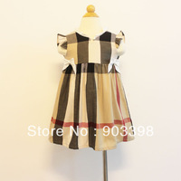 CHINA POST FREE SHIPPING,dress,5pcs/lot,Summer Girl's dress,Excellent Quality and Design