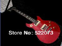 best china guitar Custom Shop Tak Matsumoto Double Cutaway Flame Top Electric Guirar OEM Musical
