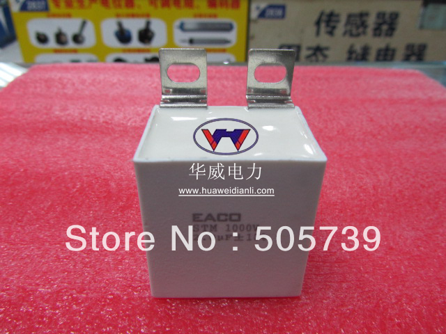 The new imported Canadian EACO STM 1000V2.0UF IGBT no sense snubber capacitor(China (Mainland))
