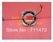 100V 11/9W 8025 8CM aluminum frame cabinet cooling fan