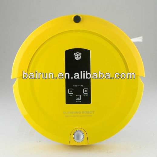 (EMS Free To All Countries) Auto Rechargeable Vacuum Cleaner Robot Free Shipping&Hot Sale(China (Mainland))