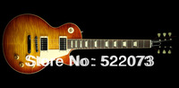 best china guitar New arrival  2012 Custom Electric Guitar Iced Tea electric guitar OEM Musical