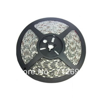 Waterproof 16.4 Ft(5meter) 3528SMD 300LEDs Flexible LED Lighting Strip,12 Volt, 24watts ,Auto Marine Home and Business Dec (RGB)