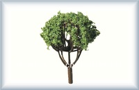 100 pcs Wholesale -   30mm simulation model tree Landscape Train Model Scale architectural scenery