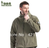 Hotselling TAD V 4.0 Men Outdoor Hunting Camping Waterproof Coats Jacket free shipping