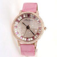 Melissa women's watch rhinestone table large dial fashion ladies watch brand watches jcmp127