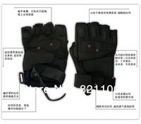 Army fans must have half-finger gloves Blackhawk half-finger gloves CS outdoor riding sports gloves  half finger