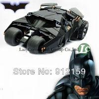 "Free Shipping NEW Batman 9"" Dark Knight Batmobile Tumbler Vehicle pvc figure Chlidren toy"