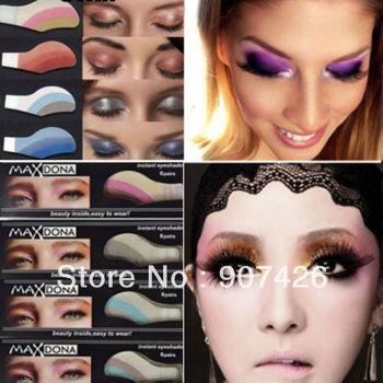 Free shipping wholesale Eye shadow stick / Shine eye shadow 200pair /lot