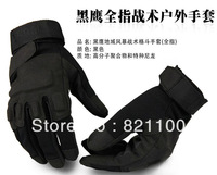 The new Blackhawk full finger glove CS field outdoor riding sports tactical command full finger gloves