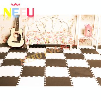 Eco-friendly  child foam puzzle mats baby eva mats floor mat crawling mat 30*30*1.0 A00