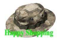 Military combat ATACS surrounding edge cap boonie sun hat