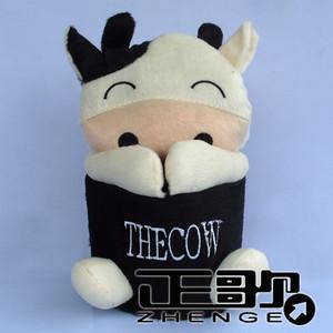 New arrive Cute plush tissue box 37