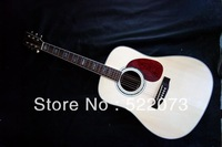 2011 D-----45 Acoustic Dreadnought Guitar Spruce TopRosewood BackSpruce Top Abalone Binding Body